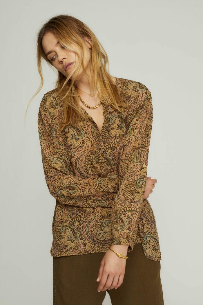 EMRA blouse