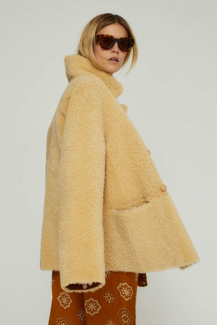 Swildens CLAYTON shearling jacket